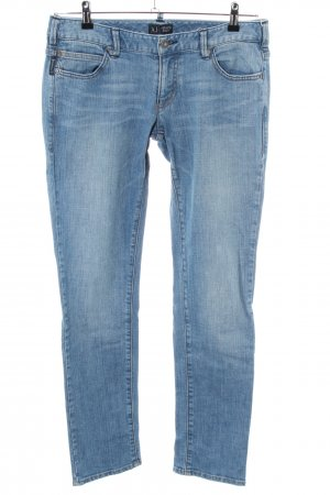 Armani Jeans Stretch Jeans blue casual look