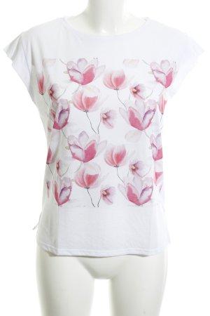 Armani Jeans T-shirt multicolore polyester