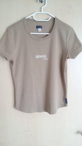 Armani Jeans T-Shirt sand brown