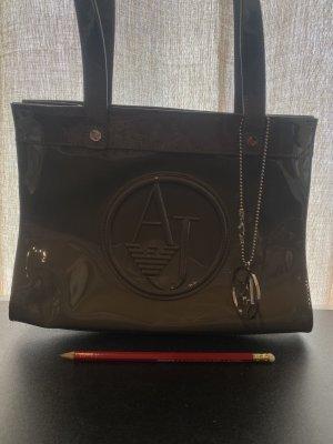 Armani Jeans Handbag light grey