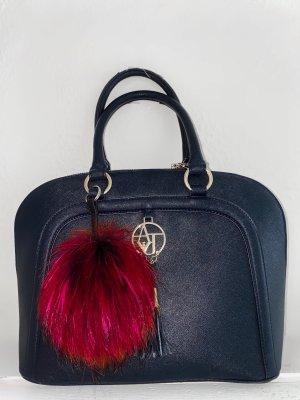 Armani Jeans Handbag blue-dark blue