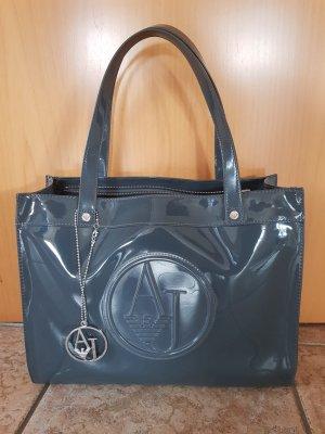 Armani Jeans Handbag grey-anthracite