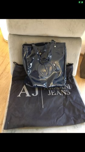 Armani Jeans Carry Bag dark blue