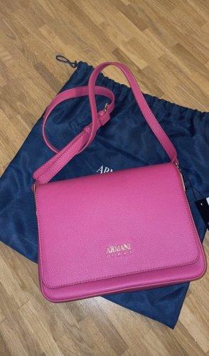 Armani Jeans Crossbody bag magenta-raspberry-red