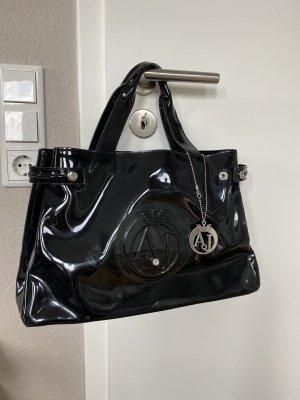 Armani Jeans Shoulder Bag black