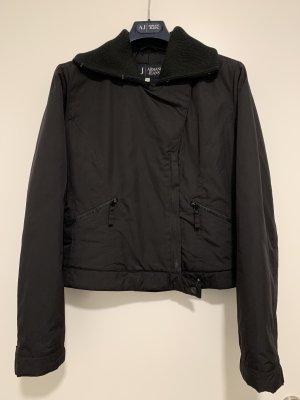 Armani Jeans Between-Seasons Jacket black