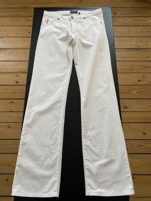Armani Jeans * weiß * Stoffhose * Gr 29