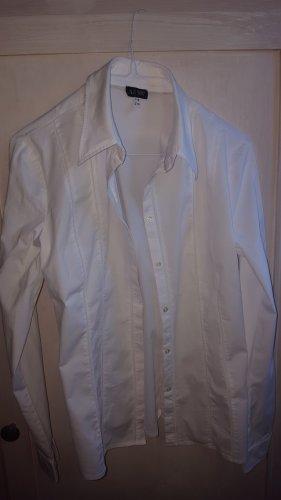 Armani Jeans weiße Hemd Bluse Gr34-36 (44IT)