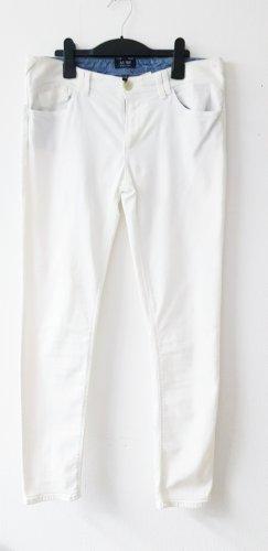 Armani Jeans Skinny Jeans white