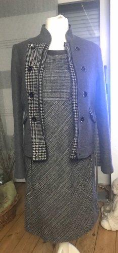 Armani Jeans Veste courte gris-blanc