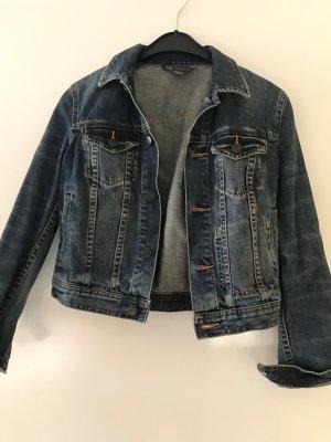 Armani Exchange Denim Jacket slate-gray