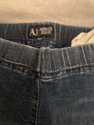 Armani Tube jeans azuur
