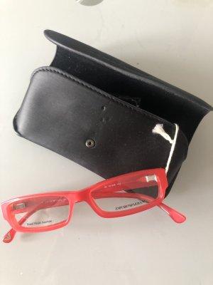 Armani Glasses red
