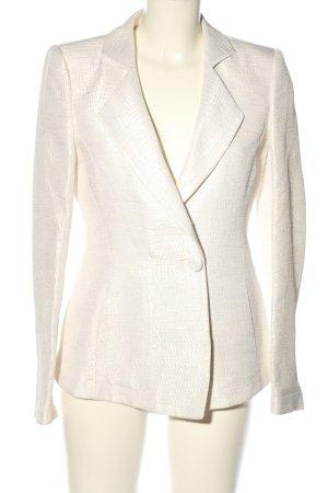 Armani Blazer court blanc style d'affaires