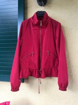 Armani Krótka kurtka czerwony