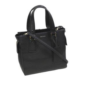 Armani Leather Satchel