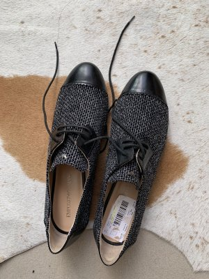 Armani Oxfords multicolored leather