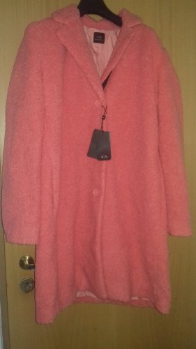 Armani Manteau d'hiver rose