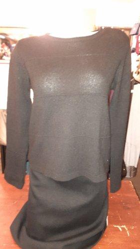 Armani Pull tricoté noir