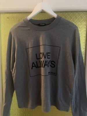 Emporio Armani Crewneck Sweater grey-black