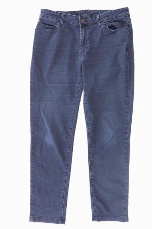 Armani Spijkerbroek blauw-neon blauw-donkerblauw-azuur Katoen