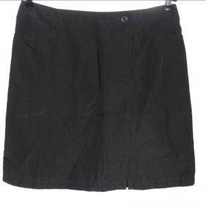 Armani Jeans Rok met hoge taille zwart