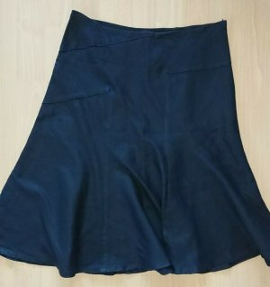 Armani Flared Skirt black