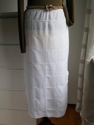 Armani Maxi Skirt white