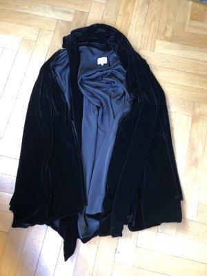 Armani Collezioni Mantella nero