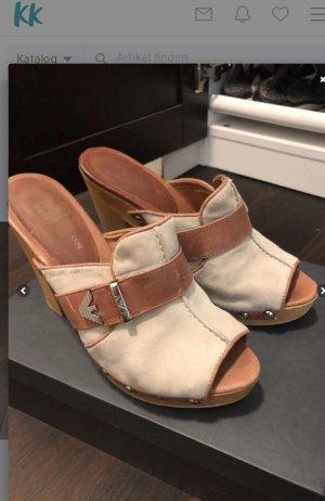 Giorgio  Armani Outdoor Sandals multicolored