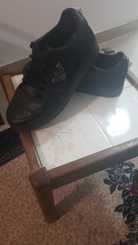 Armani Scarpa stringata nero