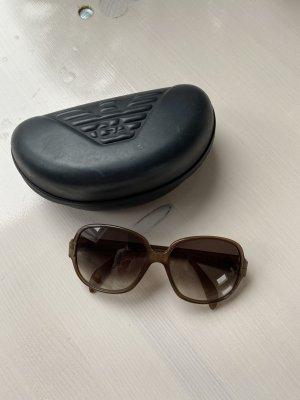 Armani Ovale zonnebril veelkleurig kunststof