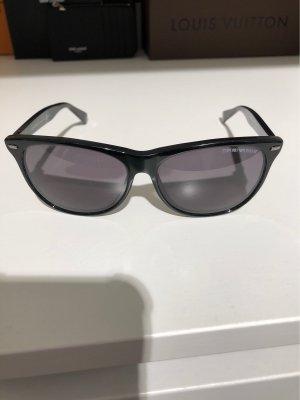 Emporio Armani Gafas de sol cuadradas negro