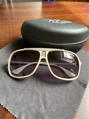 Armani Retro Glasses cream