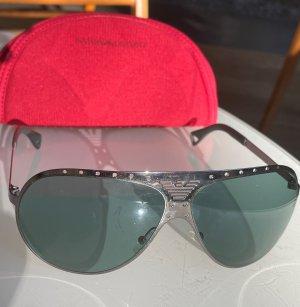 Emporio Armani Gafas de piloto multicolor metal