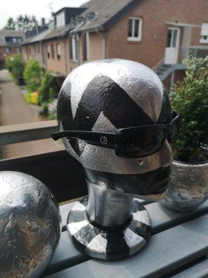 Armani Gafas de sol cuadradas negro