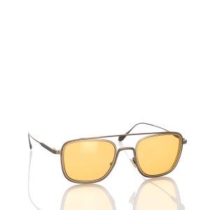 Armani Sunglasses yellow metal