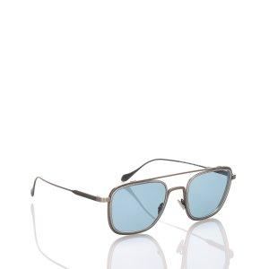 Armani Gafas de sol azul claro metal