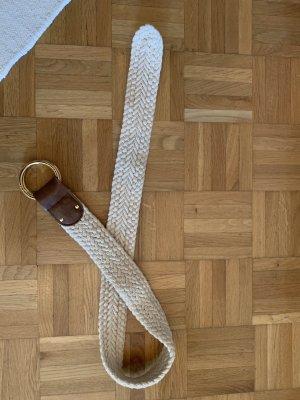 Armani Jeans Stoffen riem veelkleurig