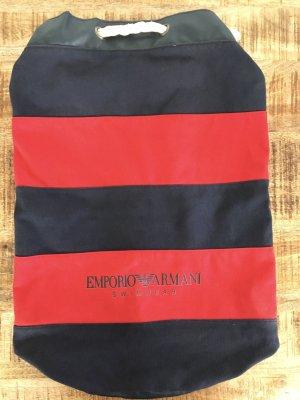 Armani Jeans Sporttas donkerblauw
