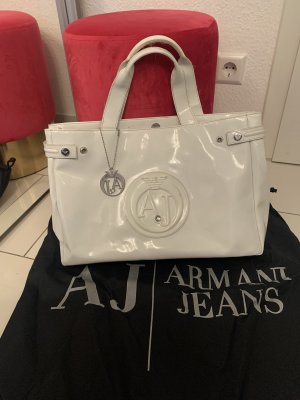 Armani Tasche weiß