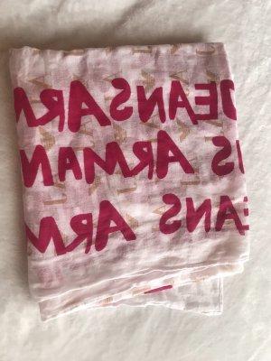Armani Jeans Fazzoletto da collo multicolore