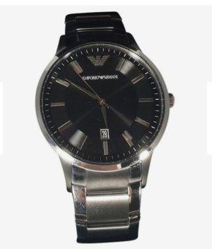 Armani Uhr in silbern Neu
