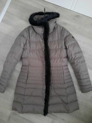Armani Veste d'hiver gris brun