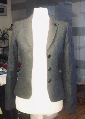 Armani Jeans Veste courte gris