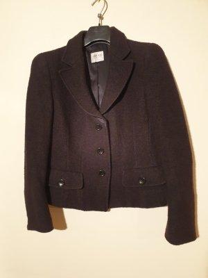 Armani Woll Kostüm schwarz