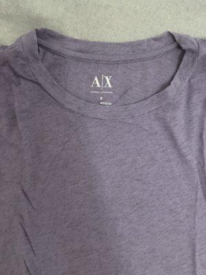 Armani Exchange T-shirt violet