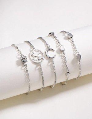 SheIn Bracelet argenté