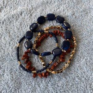 H&M Bracelet multicolore