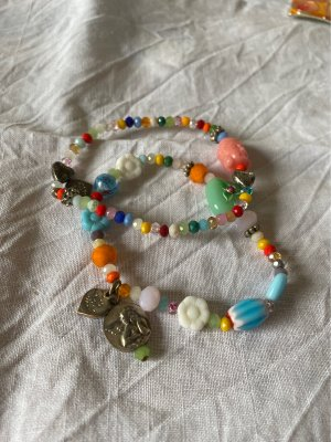 Yuta Pasch Bracelet en perles multicolore